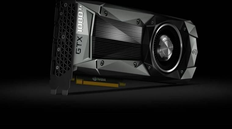 Fogynak a készletek, drágul a GeForce GTX 1080 Ti kép