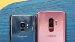 Infinity-O kijelzővel érkezhet a Samsung Galaxy S10 kép