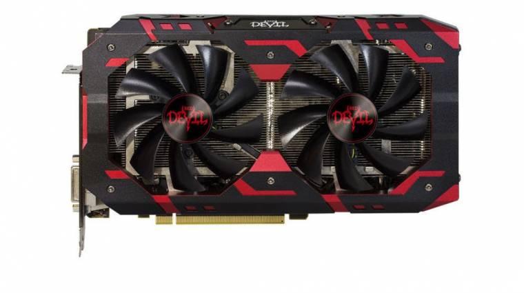 Bemutatkozott a PowerColor Red Devil RX 590 kép