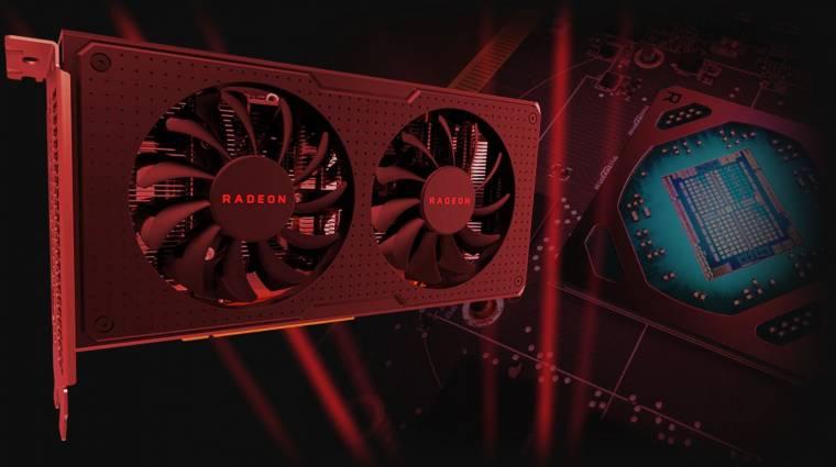 A Samsung is besegít a Polaris 30 GPU gyártásába kép