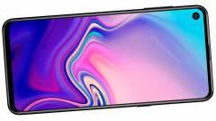A Huawei megelőzné a Samsung Infinity-O kijelzőjét kép