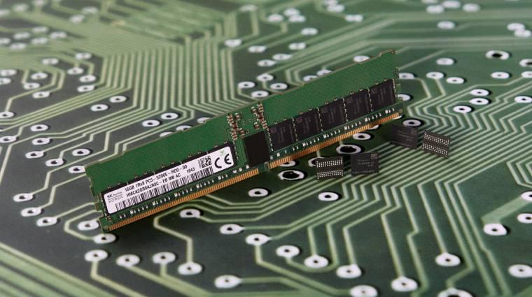DDR5-ös memóriát villantott az SK Hynix kép