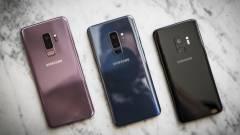 Készül a 6-kamerás, 5G-s Galaxy S10 kép