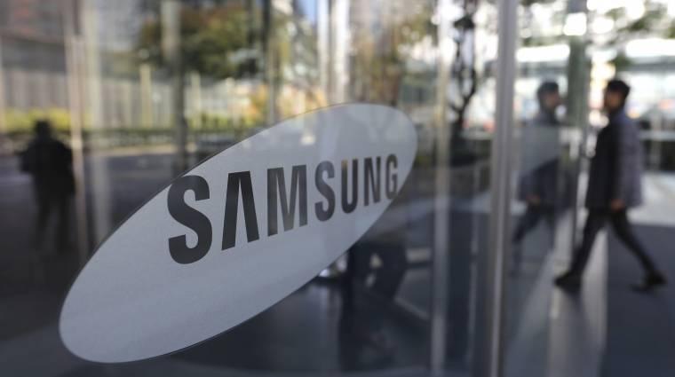 A Samsung szerint vége van a chiprobbanásnak kép