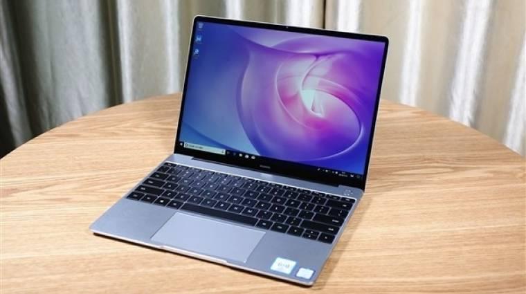 A MacBook Airt szorítaná sarokba a Huawei új laptopja kép