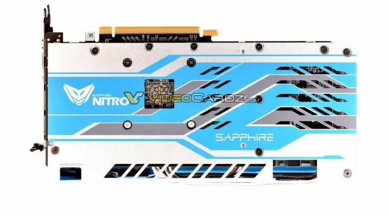 Ezt tudjuk a Sapphire Radeon RX 590 NITRO+ videokártyáról kép
