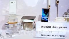 Megérkezett a fehér Galaxy Note 9 kép