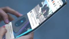 512 GB tárhelyet is kínálhat az összehajtható Samsung okostelefon kép