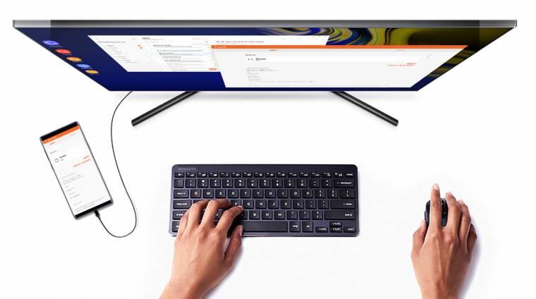 Linuxos PC-t csinál az androidos okostelefonokból a Samsung kép