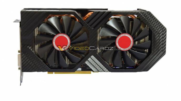 Képeken az XFX Radeon RX 590 Fatboy kép