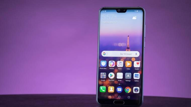 Megvan, hogy mikor frissülnek Android 9 Pie-ra a Huawei okostelefonjai kép