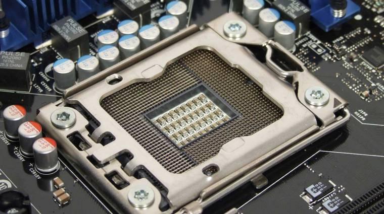 Folytatódik a processzorhiány kép