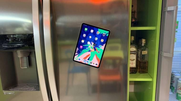 Eldobod az agyad: váratlan trükkre képes az új iPad Pro kép
