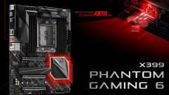 Komoly játékos az ASRock X399 Phantom Gaming 6 kép