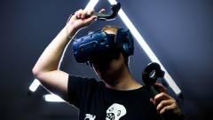 Egyetlen kábel elég lesz a prémium VR-headsetekhez kép