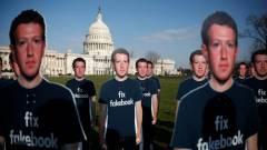 Mark Zuckerberg visszavágott Tim Cooknak kép