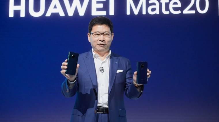 1-2 éven belül itt a Huawei AR-szemüveg kép