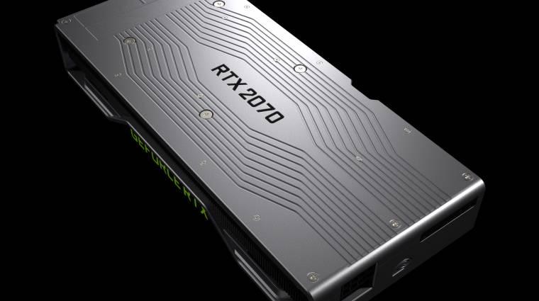 Mini GeForce RTX 2070-nel készül a Gigabyte kép