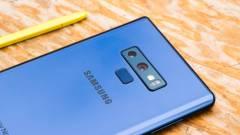 Szokatlan okostelefonban gondolkozik a Samsung kép