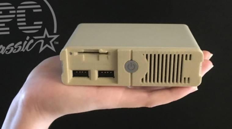 Feltámasztaná a DOS-os játékokat a PC Classic kép