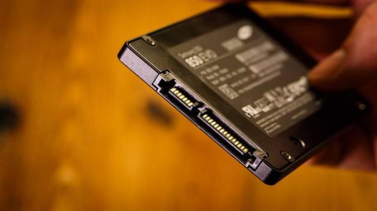 Megkerülhető az SSD-k natív titkosítása kép