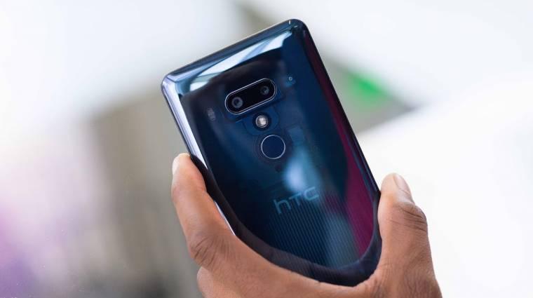 Az HTC nem lép ki a mobilpiacról kép