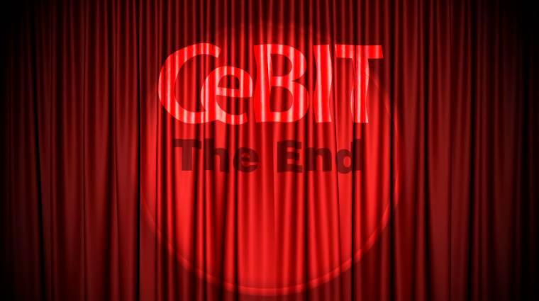 48 év után nem lesz több CeBIT kiállítás kép