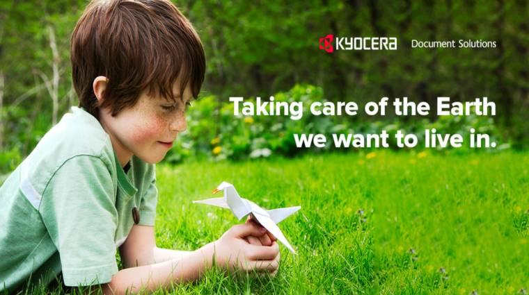 Huszonhetedik fenntarthatósági évfordulóját ünnepli a Kyocera kép