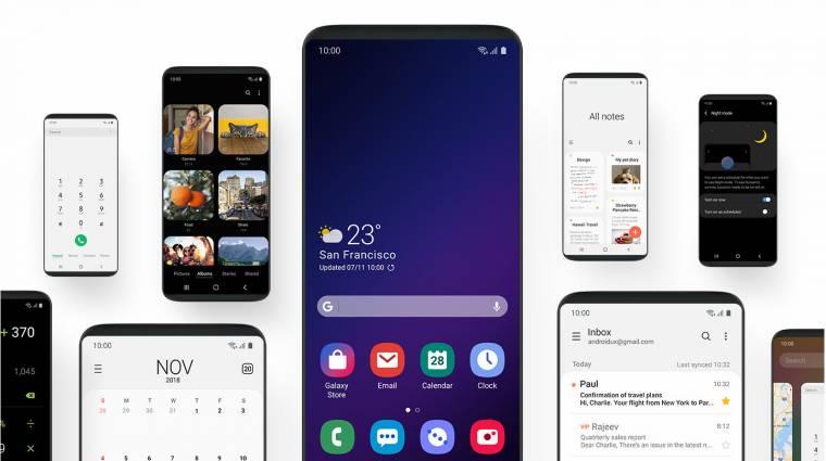 A Galaxy S8 és a Galaxy Note 8 is megkapja az új Samsung kezelőfelületet kép