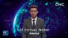 Mesterséges intelligenciára váltja a valódi híradósokat Kína kép