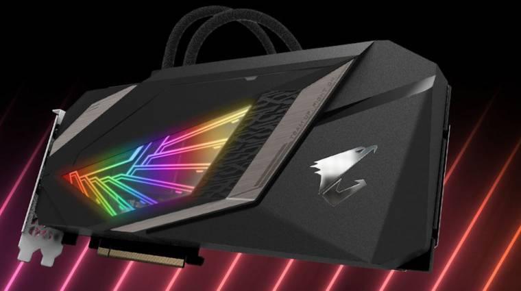 Felbukkant a Gigabyte Aorus Xtreme WaterForce RTX 2080 kép