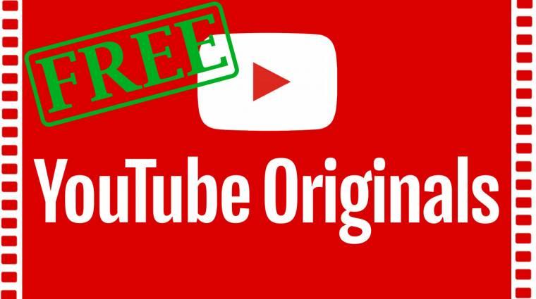 Ingyenesen is nézhetjük a YouTube saját filmjeit és sorozatait kép