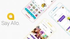 Az Allo üzenetküldőjét is kukázza a Google kép