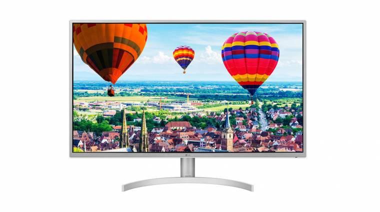 Sokaknak lehet telitalálat az LG következő monitora kép