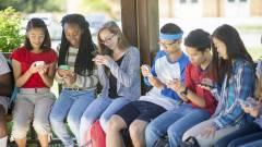 A közösségi média a fiataloké? kép