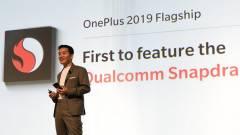 5G-ben és Snapdragon 855-ben is első lesz a OnePlus kép