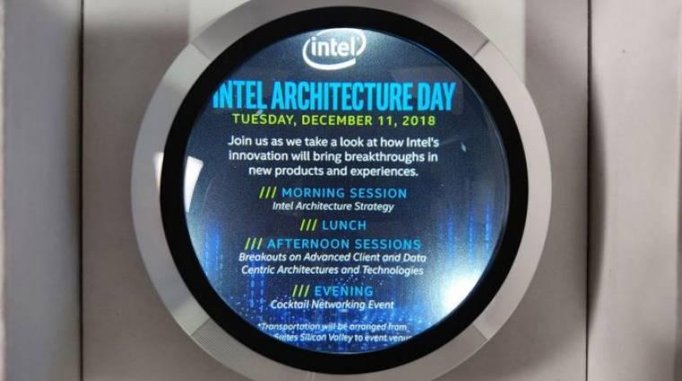 Csúcsra törhet az Intel Sunnycove-alapú processzora kép