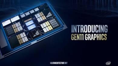 Nagyon ütős lesz az Intel következő integrált GPU-ja