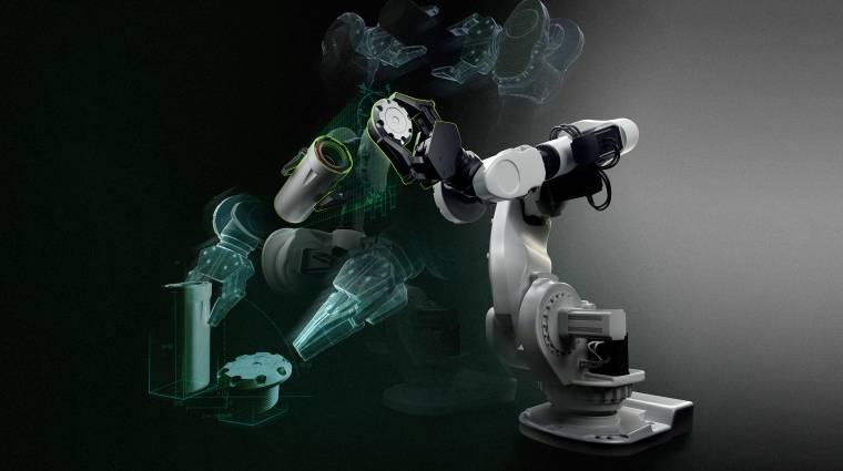Robotokhoz készült az NVIDIA Jetson AGX Xavier modulja kép