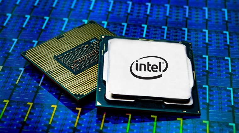 Közelednek az Intel KF jelzésű processzorai kép
