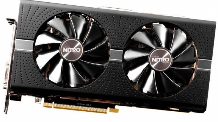Itt a Sapphire Radeon RX 590 Nitro+ OC kép