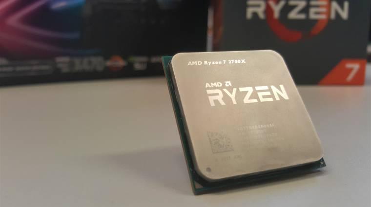 Közeledik az AMD Ryzen 7 3700X kép