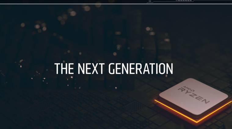 Hamarosan elkészülnek az AMD Ryzen 3000U APU-k kép