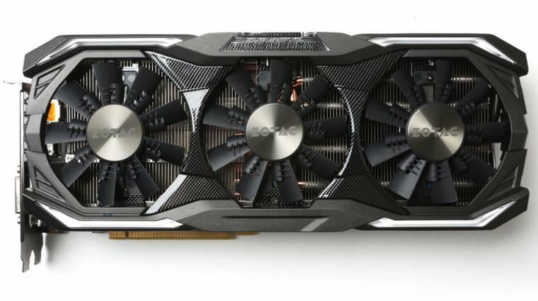 GDDR5X memóriára vált a GeForce GTX 1070 kép