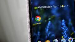 Nagyon kényelmes funkcióval újít az androidos Chrome kép