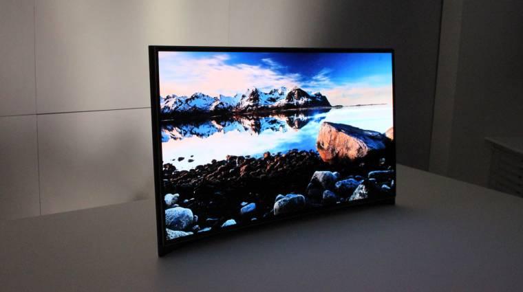 Jönnek az asztali OLED-monitorok kép