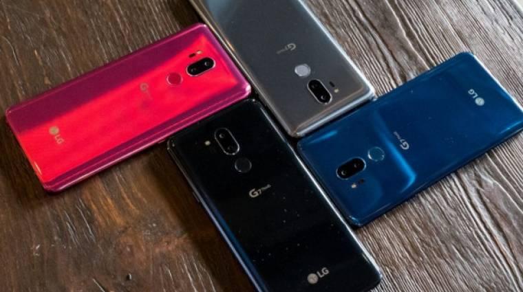 Végtelen újraindulásoktól szenvednek egyes LG G7 ThinQ modellek, bezöldült a Huawei Mate 20 Pro (frissítve) kép