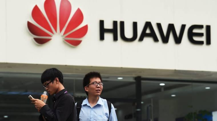 Felfedezték a Huawei titkos laborját kép