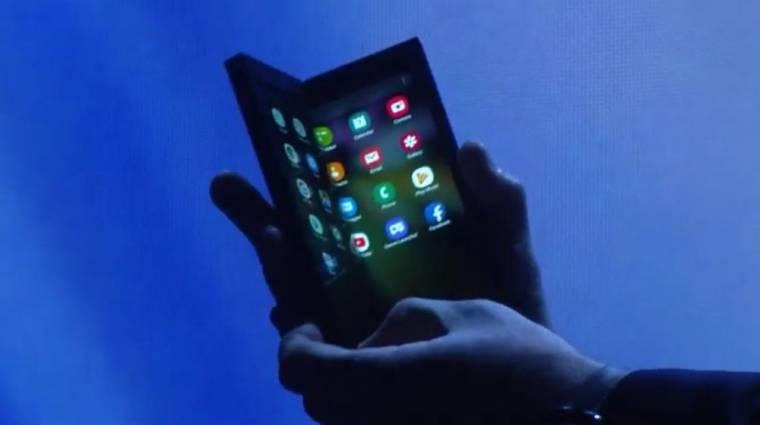 Ellophatták a hajlékony Samsung kijelzők titkait kép