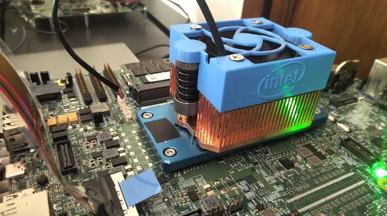 Az elmúlt 10 év legnagyobb újításai lehetnek az Intel Ice Lake processzorok kép